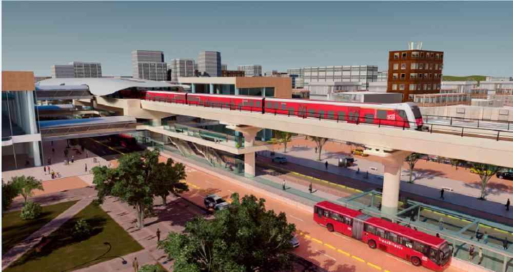 Carlos Slim quiere construir el metro de Bogotá