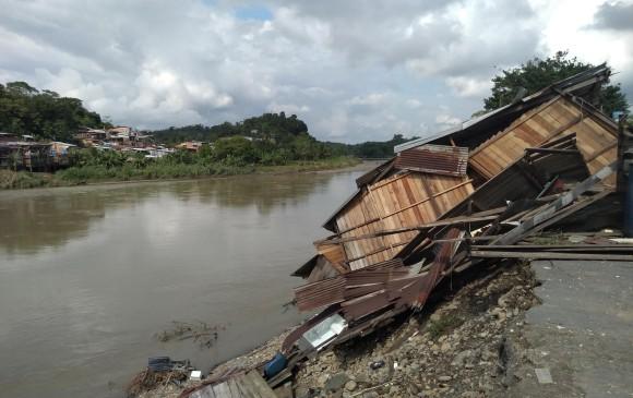 Tras inundaciones, Chocó recibió ayuda humanitaria