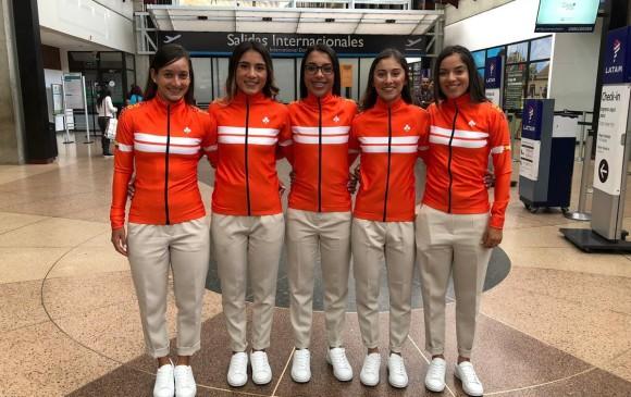 Equipo femenino lleva representación tricolor en Europa