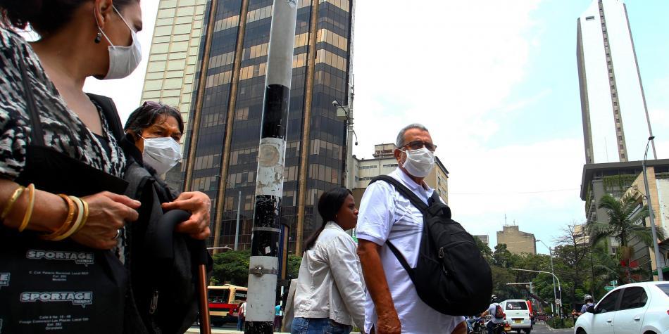 ¡Preocupa! Se redujo de 89% a 64% el uso correcto del tapabocas en Bogotá