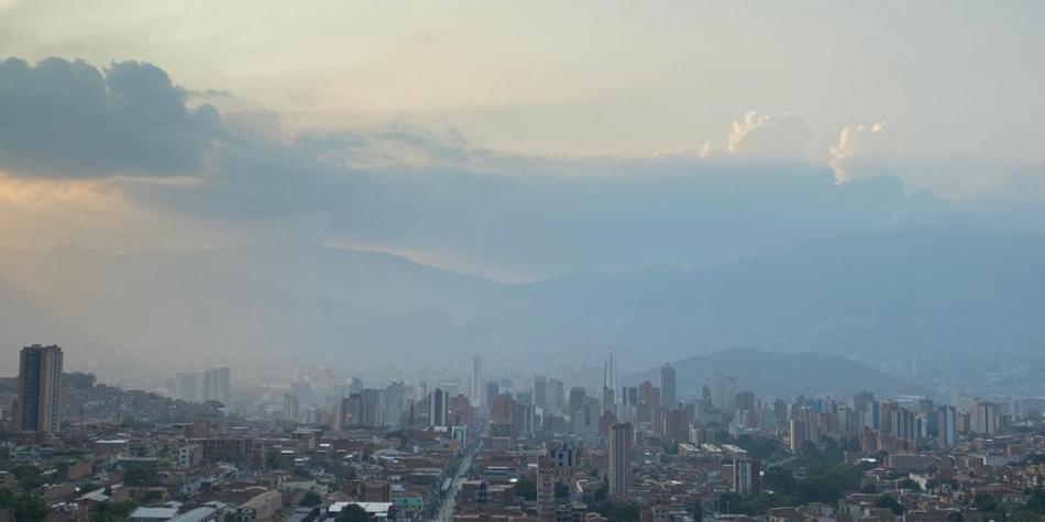 Según Greenpeace, mejoró la calidad del aire en Colombia