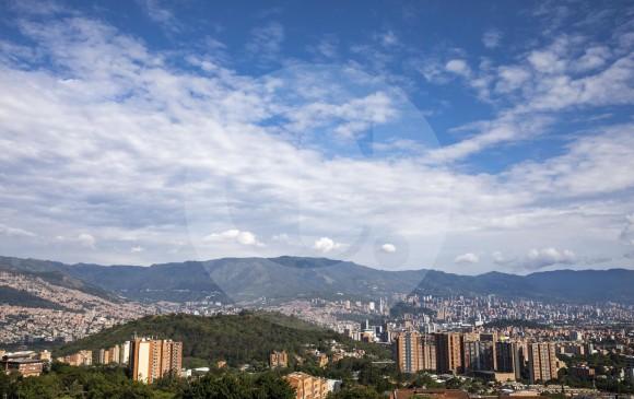 36 días después, estaciones de calidad del aire están en verde en Medellín