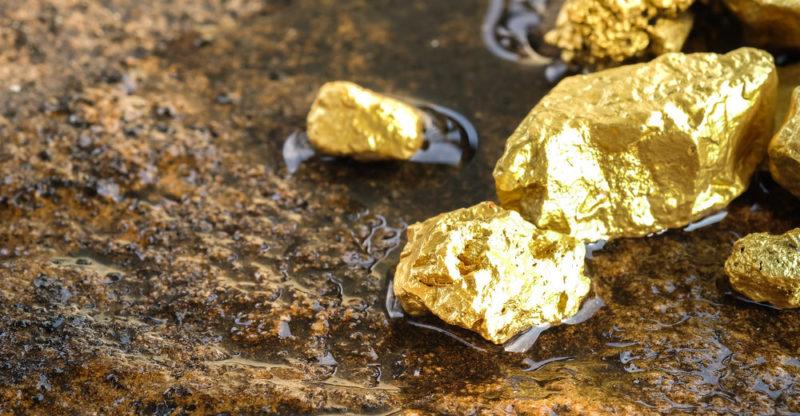 Producción de oro en Colombia creció 7 % en el primer trimestre de 2020