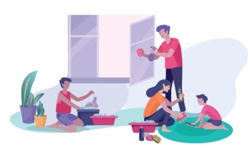 ¿Cómo desinfectar la casa en medio de la pandemia?