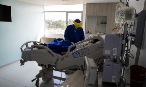 Hoy reportaron la muerte de 37 personas por Covid