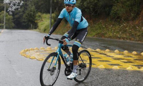 Harold Tejada correrá el Tour de Francia