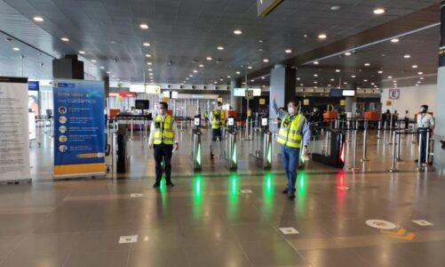 Con 80 vuelos programados inició operaciones el aeropuerto El Dorado de Bogotá