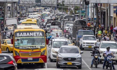 Pico y placa, ¿una medida que pide ser revaluada en Medellín?